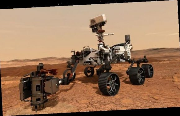 NASA news: Mars 2020 rover is fitted with wheels as NASA readies for July launch