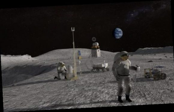 NASA reveals its plan for 'Artemis Base Camp' on the moon
