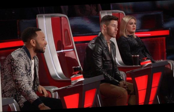 'The Voice': Blake Shelton's Battle Round Steal Is a Show First