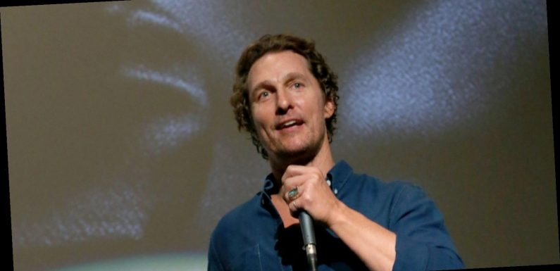 Matthew McConaughey hosted a bingo night for elderly citizens in isolation and it's pure joy