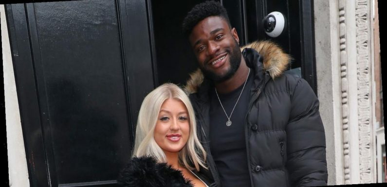 Love Island's Ched Uzor says he's 'not in a relationship' with Jess Gale but insists he 'likes' her