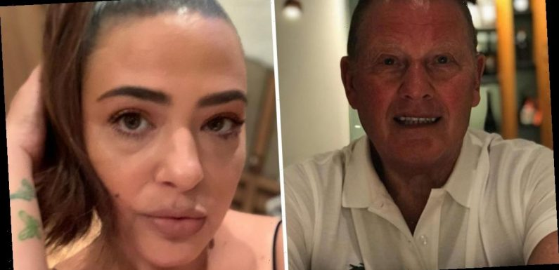Lisa Armstrong reveals heartbreak as she shares touching tribute to dad one year after his death