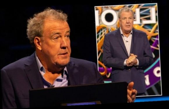 Jeremy Clarkson fought back tears over life-changing Who Wants to be a Millionaire moment