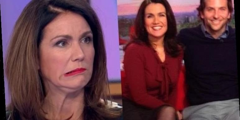 Susanna Reid: GMB star addresses losing her cool with Bradley Cooper 'The joke was on me'