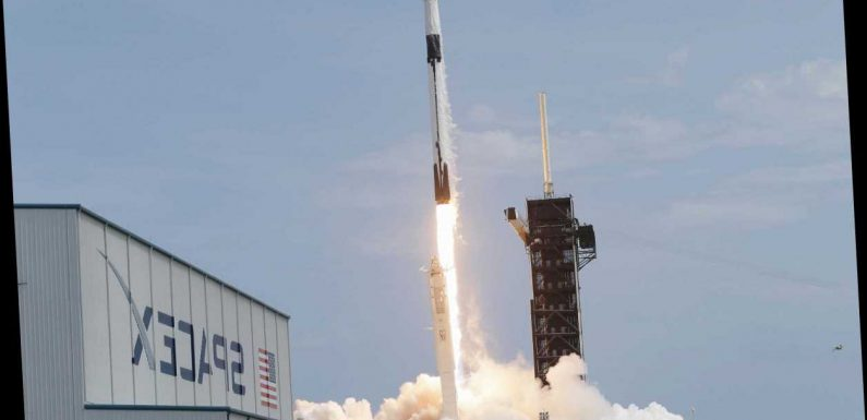 SpaceX expected to reach International Space Station after 19 hours of travel