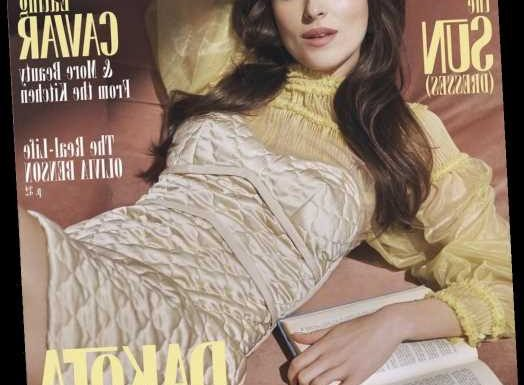 Dakota Johnson: 'I feel the most insane anxiety about our world and our planet'