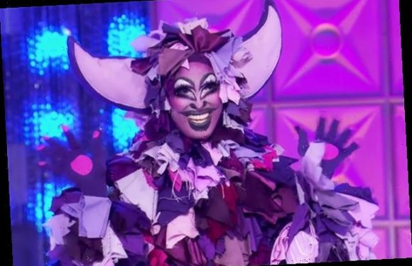 Drag Race Recap: A Purple Runway Leaves One Queen Feeling Blue