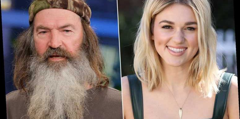 Duck Dynasty's Sadie Robertson Reacts to News of Grandpa Phil's Adult Daughter: 'The Bigger the Better'