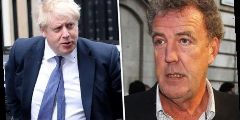 Jeremy Clarkson takes swipe at 'dithering' Boris Johnson: 'Doesn't have the balls'