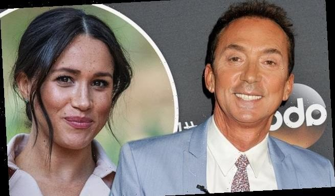 Bruno Tonioli invites Meghan Markle to join Dancing With The Stars
