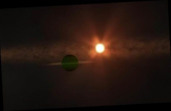 Neptune-sized planet found orbiting a young star 32 light years away