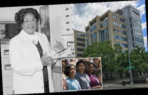 NASA names DC headquarters after 'Hidden Figures' Mary W. Jackson