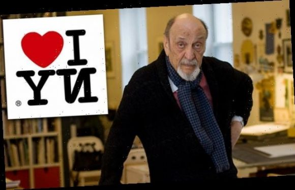 Designer of iconic I Love NY tourism logo dies after suffering stroke