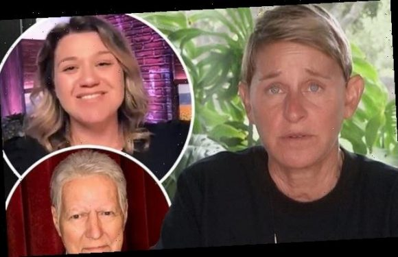 Ellen vows to 'amplify voices of black people' as she wins Emmy