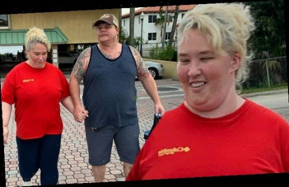Mama June Shannon seen after admitting she spent $3,000 a day on crack