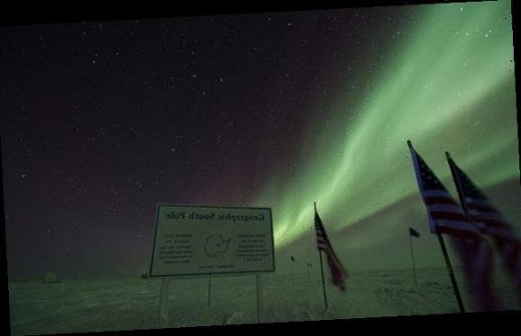 South Pole is warming THREE TIMES faster than rest of world