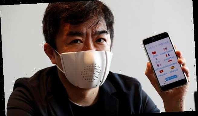 Researchers create a Bluetooth powered 'smart' mask for COVID-19