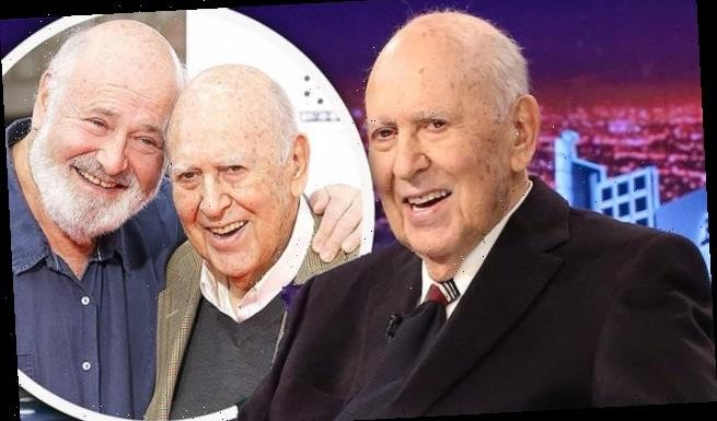 The Dick Van Dyke Show creator and TV legend Carl Reiner dies at 98
