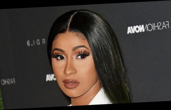 Cardi B Reveals What Her Hair 'Really' Looks Like