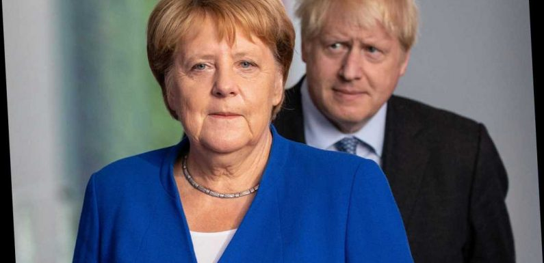 Boris Johnson threatens to walk away from EU trade talks after Merkel warns UK will 'live with consequences' of Brexit