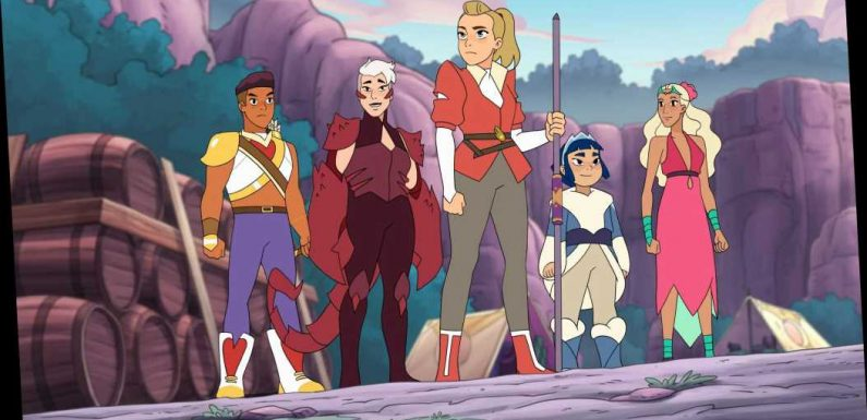'She-Ra': Noelle Stevenson on Making Her Lead Character Gay and Inspiring a Generation