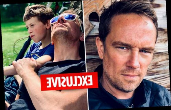Simon Thomas reveals son Ethan, 10, is set to follow in his footsteps as a TV presenter after becoming an Instagram star