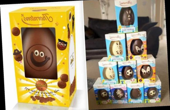 Thrifty mums bag 10 Thortons Easter eggs for just £10 – and they're even stocking up for next year