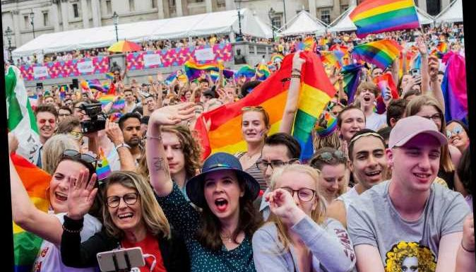 Is Gay Pride on today and where are the parades?