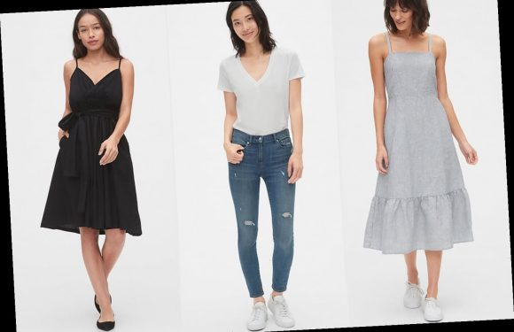 Gap's Discounted Clothing Just Got Even Cheaper — Shop Shirts for $6 and Dresses for $13