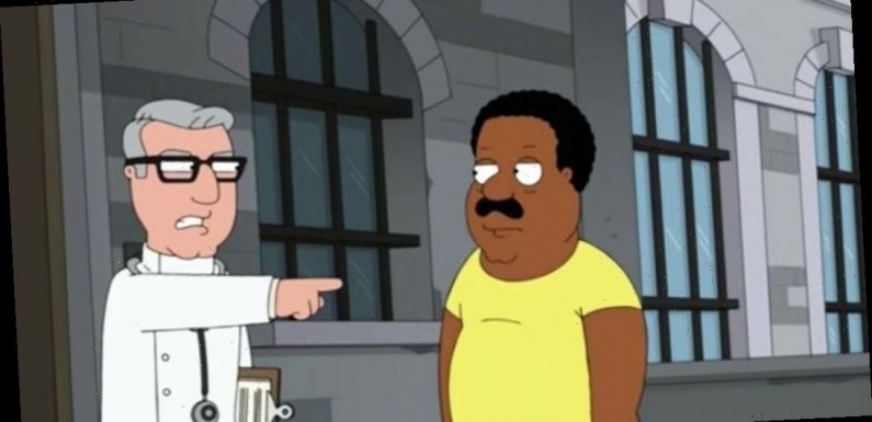 This Actor From The Wire Wants To Be The New Cleveland On Family Guy