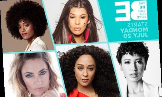 Tia Mowry, Mädchen Amick and More Join BE Conference 2020