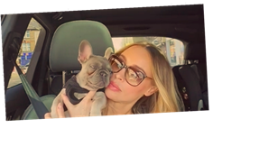 Former TOWIE star Lauren Pope shares her first outing since the birth of her daughter Raine