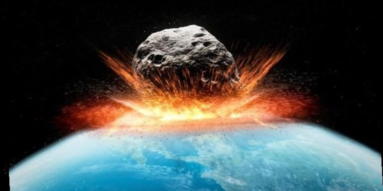 'An apocalypse!' How Everest-sized asteroid could 'wipe out 2 billion people' on impact