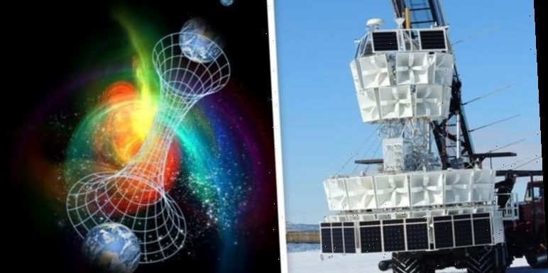 Parallel universe? Black hole theory sheds light on source of Antarctica neutrino anomaly