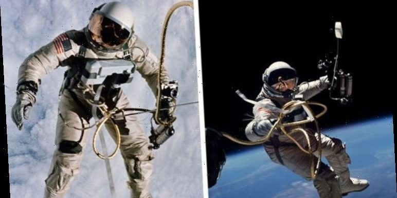 NASA UFO sighting: Astronaut's unsolved confession exposed 'Noticed a cylindrical object'