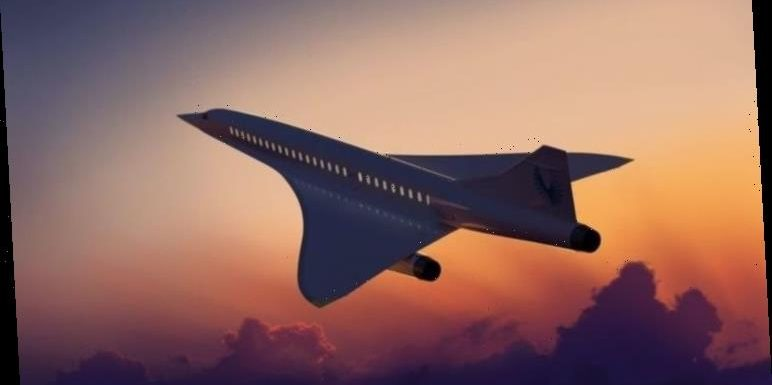 Concorde 2.0: Supersonic jet with 1,700mph top speed readied for unveiling