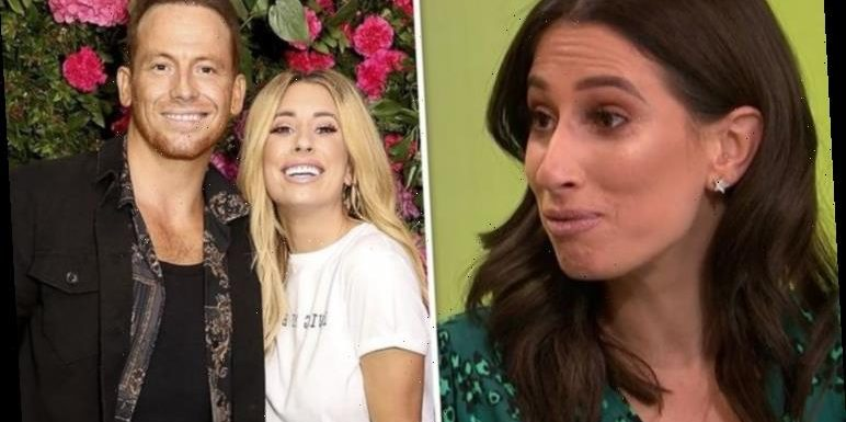 Stacey Solomon: Loose Women star makes major announcement 'Doesn't feel real'