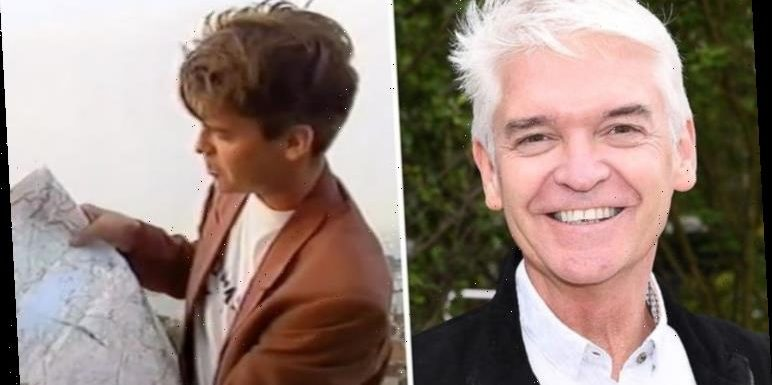 Phillip Schofield's shock holiday confession amid This Morning break exposed