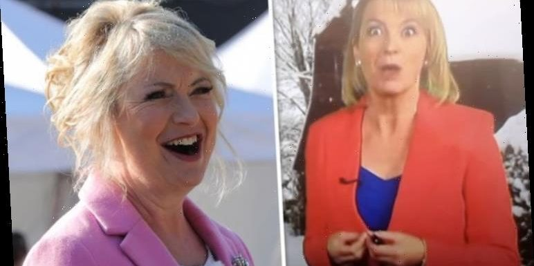 Carol Kirkwood meltdown: BBC Breakfast star's horror over 'busty' blunder revealed