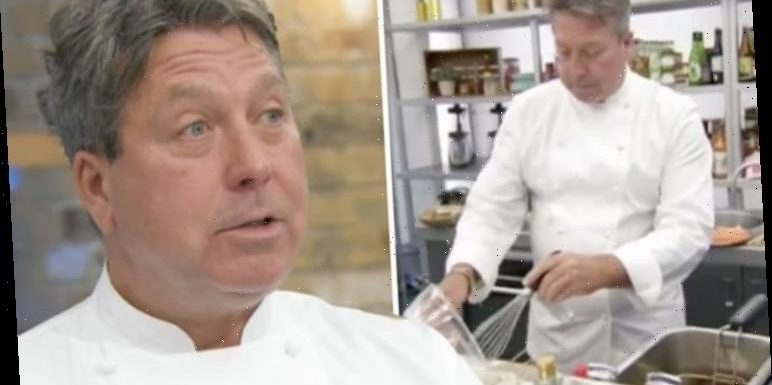 Celebrity MasterChef: John Torode confuses fans with cooking demonstration 'What is that?'