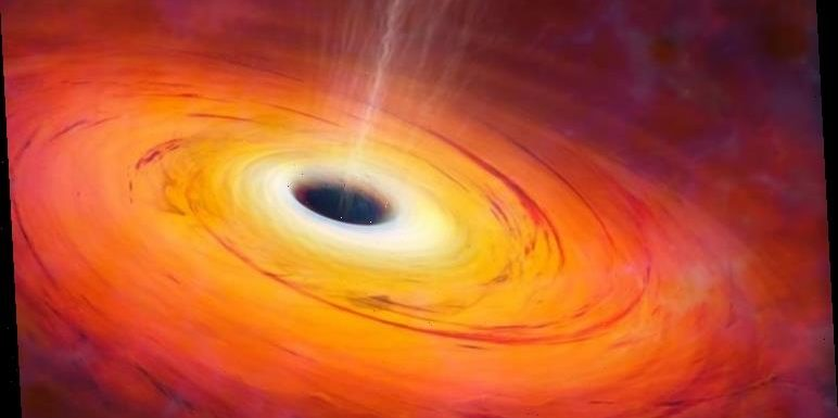 Black hole discovery: Scientists can now 'easily identify' wormholes in huge breakthrough