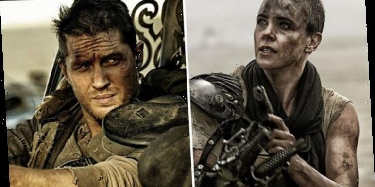 Tom Hardy and Charlize Theron Mad Max set TENSIONS 'really hard, we knew from the start'