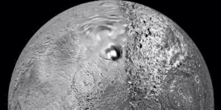 Alien base discovered on Saturn's third-largest moon Iapetus – claim