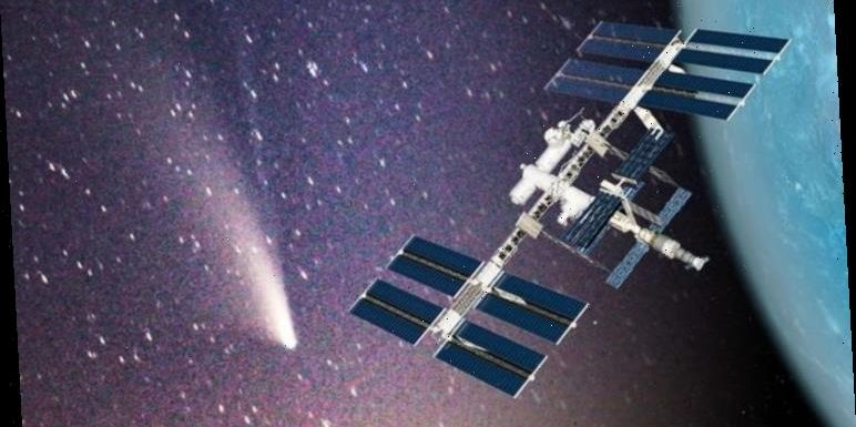 Comet NEOWISE UK: How to see Comet NEOWISE and the International Space Station tonight