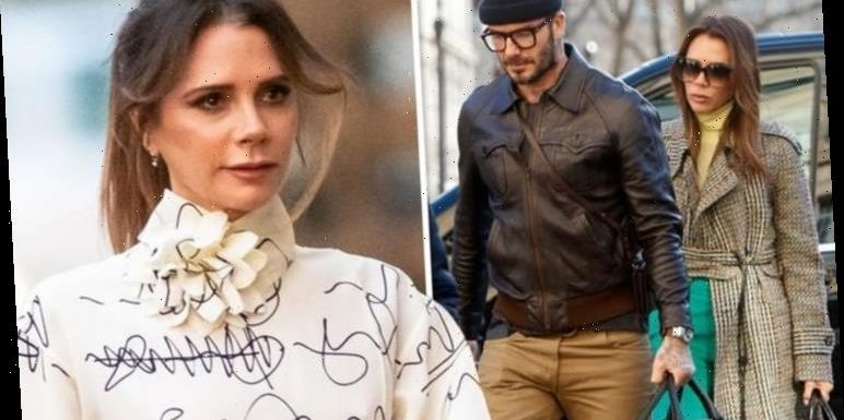 Victoria Beckham left 'devastated' after being forced to lay off 20 staff at fashion firm