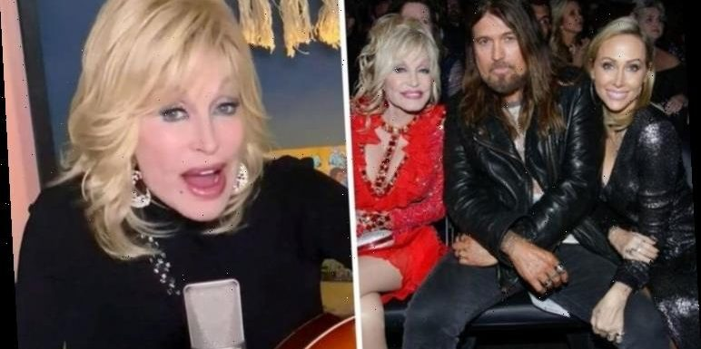 Dolly Parton Miley Cyrus: Why is Dolly Parton is Miley's 'fairy godmother'? Real reason