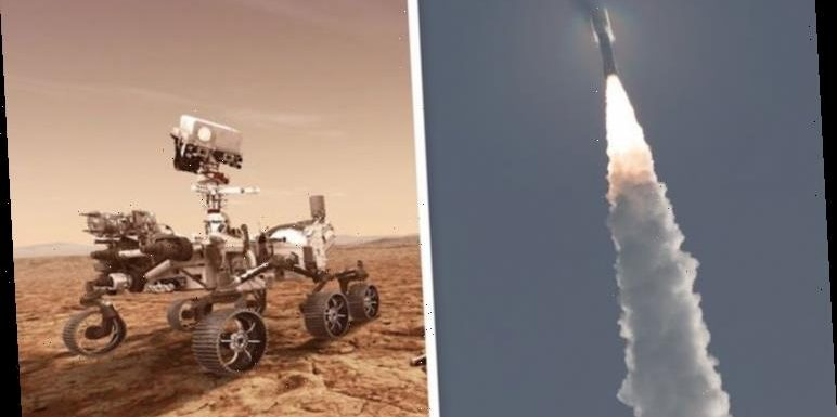 NASA Mars launch: How long will it take to get to Mars?