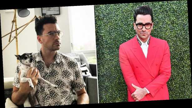 Even When He's Not in Character as David Rose, Dan Levy Slays the Style Game