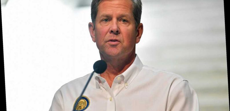 Georgia Gov. Brian Kemp bans cities, counties from mandating masks