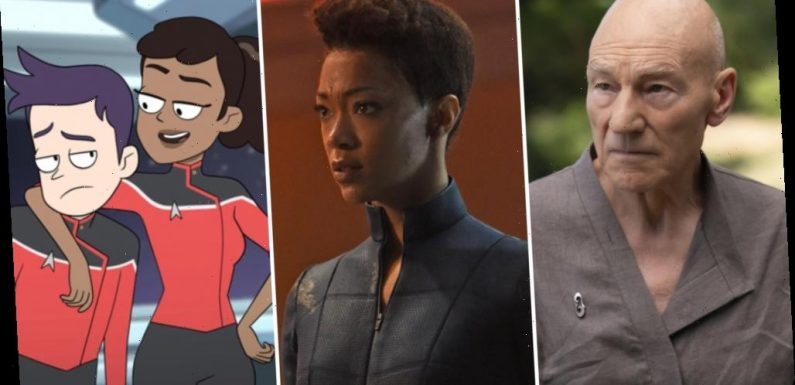 'Star Trek' Universe's Comic-Con Panel Teases New Shows and Champions Diversity